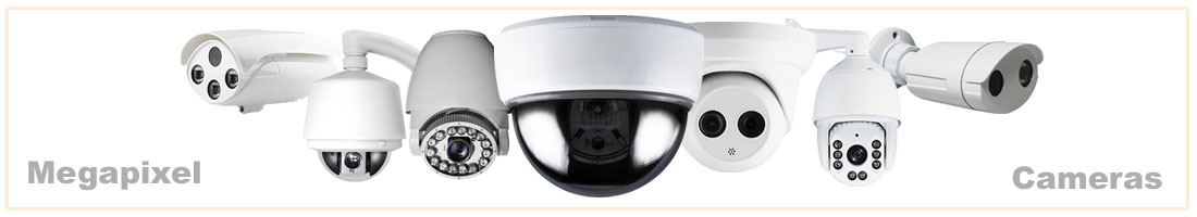 Megapixel video cameras