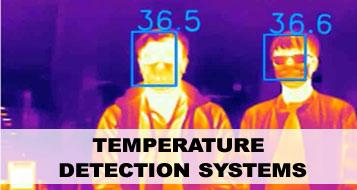 covid 19 temperature detection