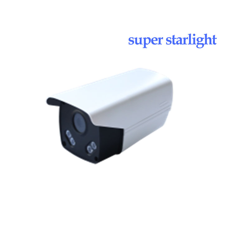 2MP IP Starlight HD camera IP66 4 IR LED
