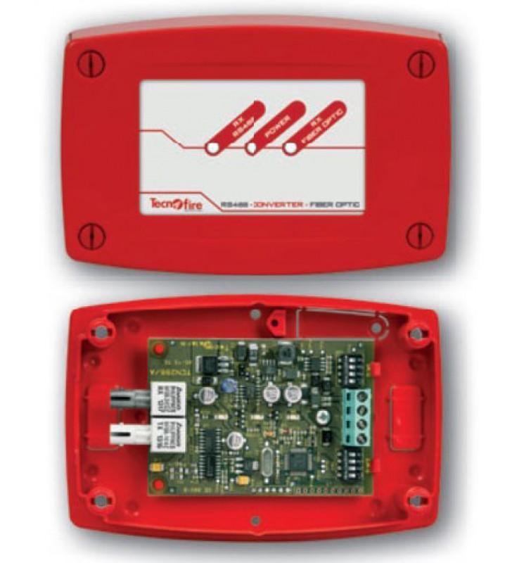 RS485-fiber optic converter TFSFC01