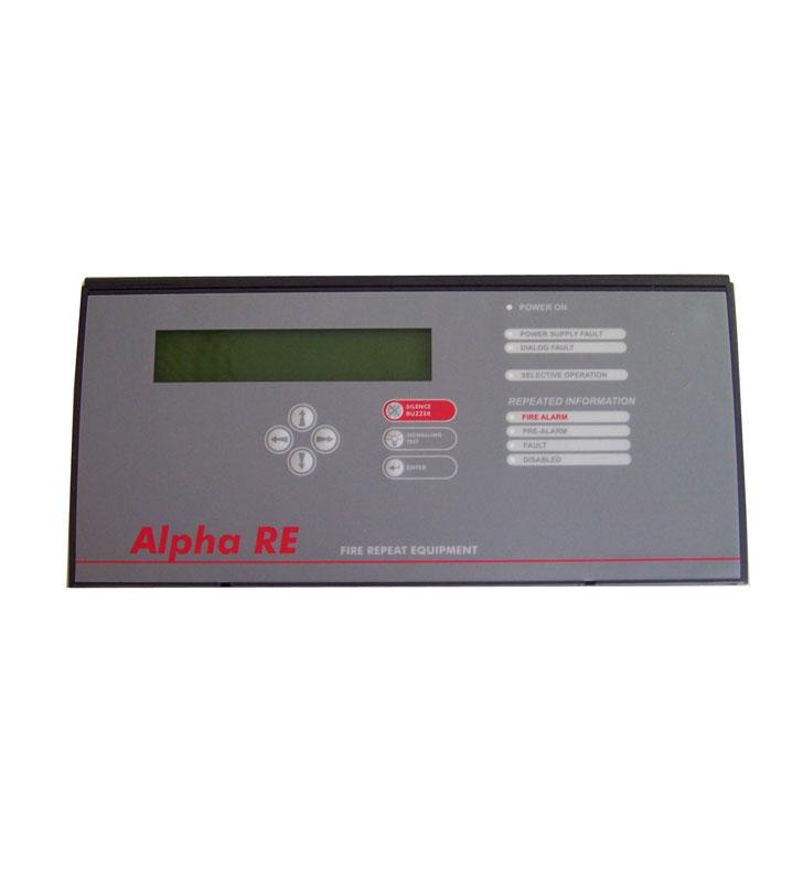 Remote panel Alpha RE