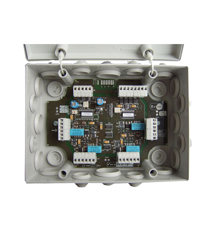 Addressable 2 IN + 1 OUT module EDL