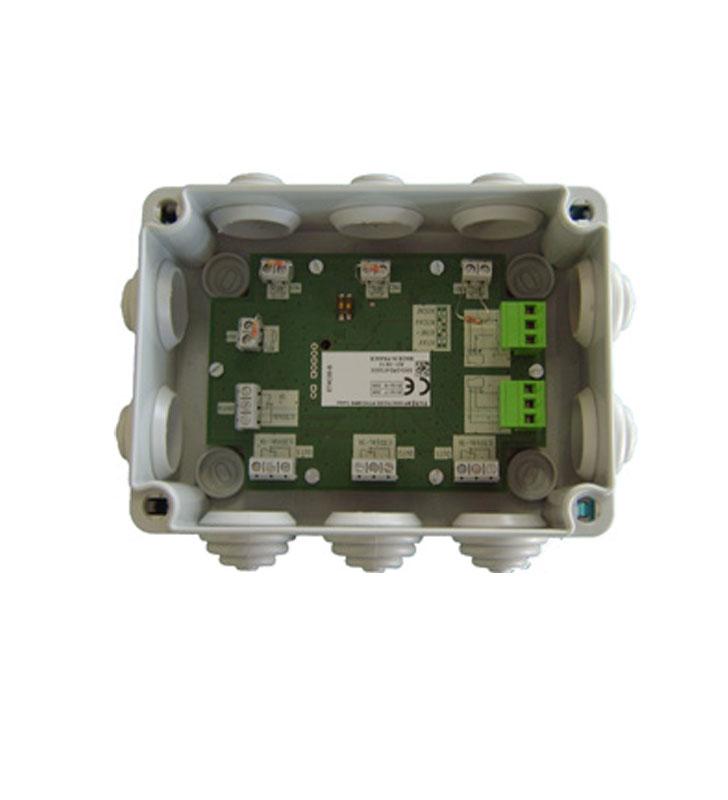 Addressable 4 input/output module ET4C05 B