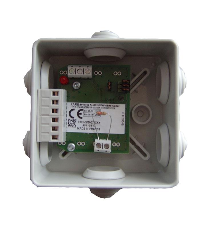 Addressable input/output module  ETC05 B