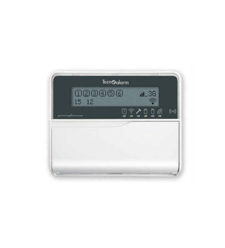 Wireless LCD keypad EV LCD BWL