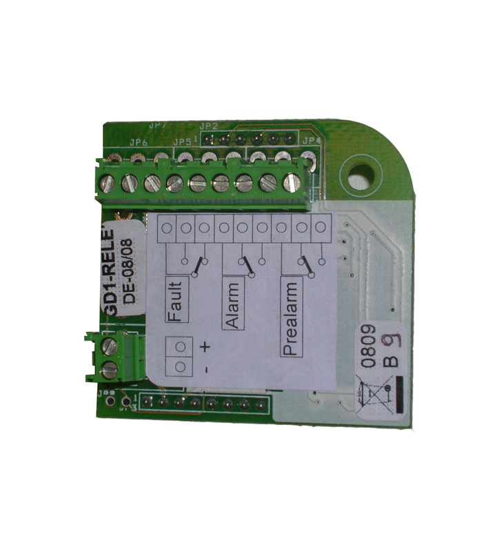 Plug-in addressable module FMGDS