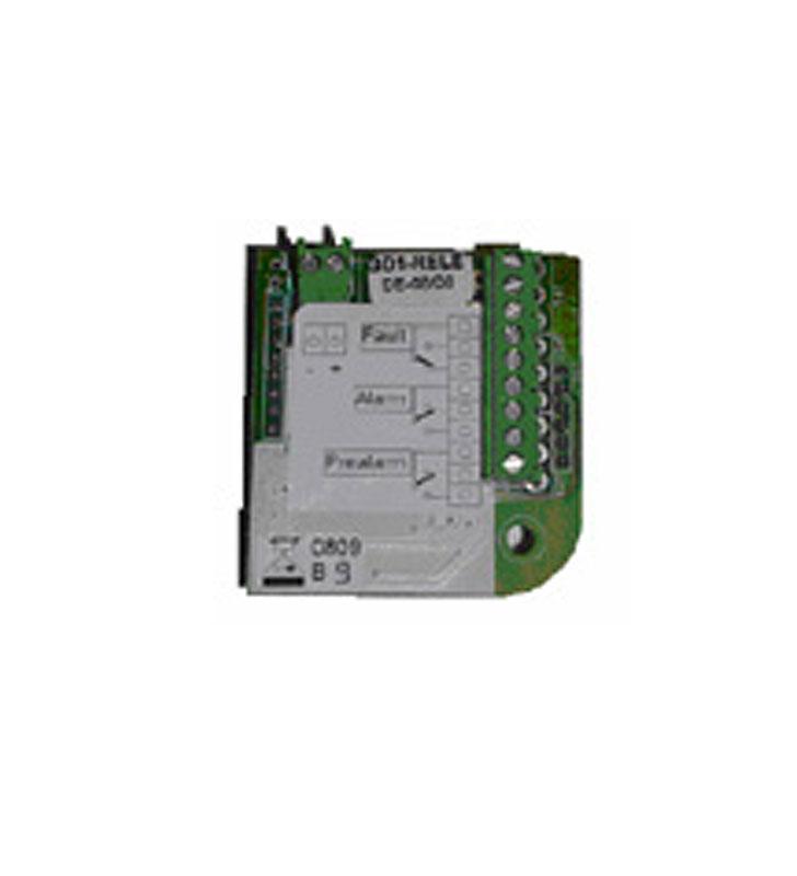 Plug-in 3 relay card GDREL