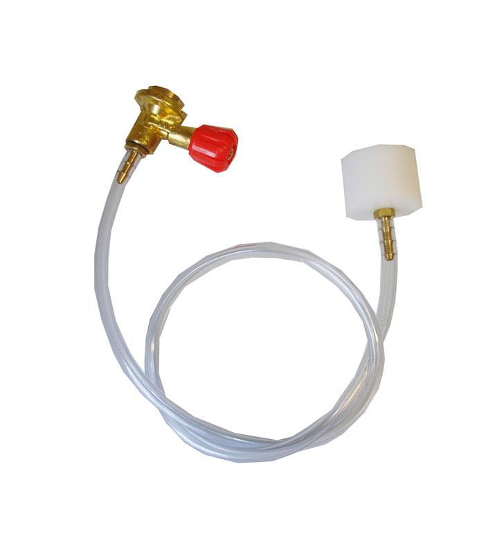 Test kit for gas detectors P7150V