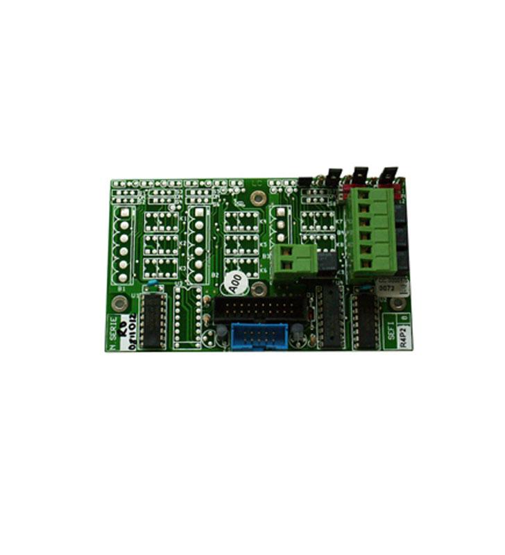4 ways relay card R4P2