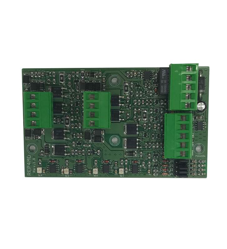 Extension board with 4 sounder circuits REP4MO