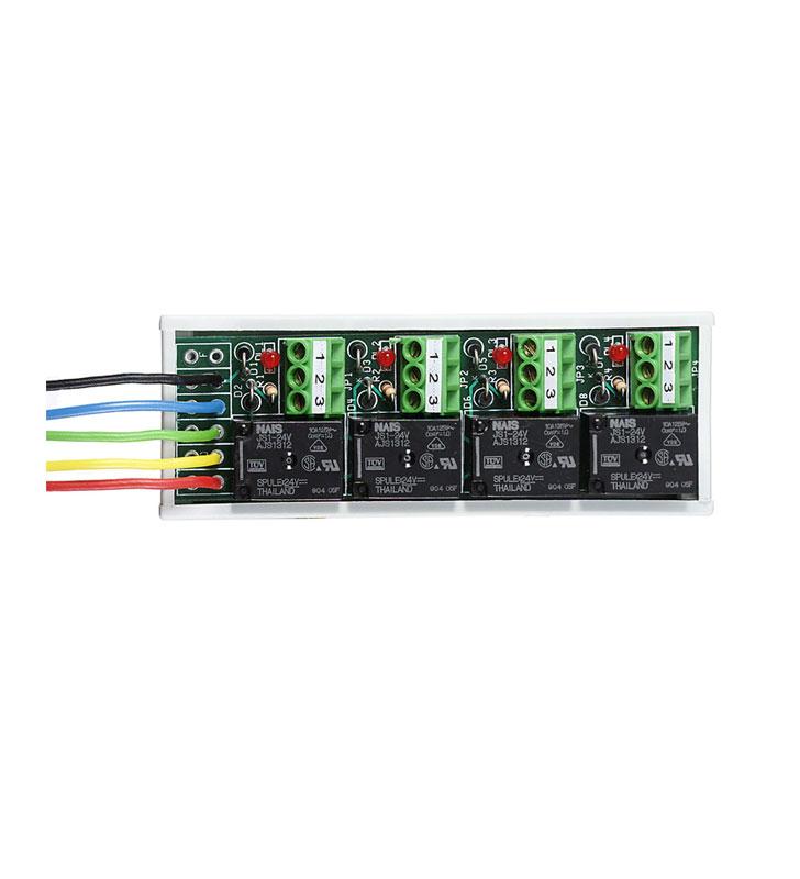 4 ways relay card REP4R