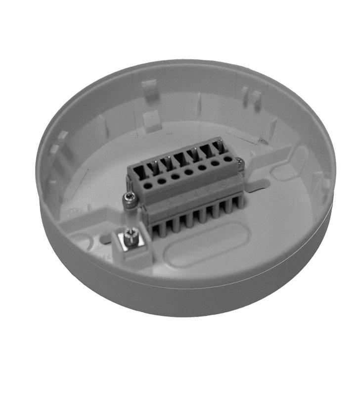 Universal base for 05-range detectors S05SE