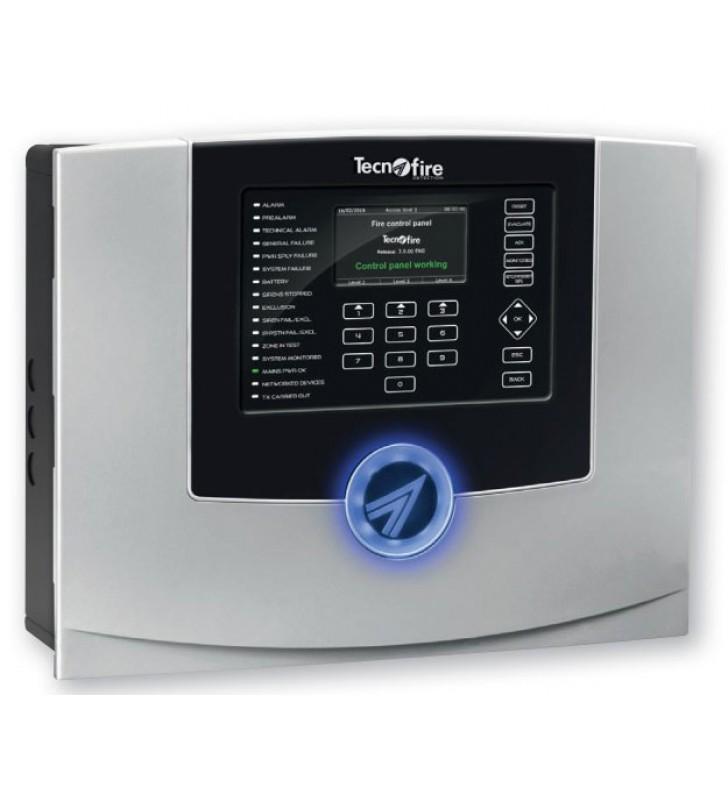 4-loop addressable fire detection unit TFA4-1192