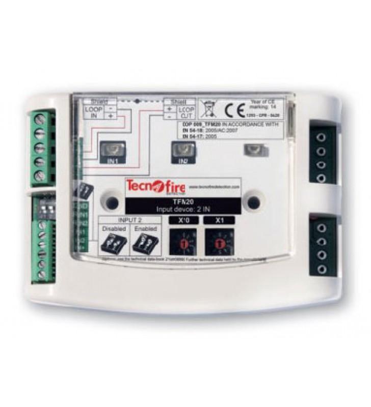 Addressable micromodule 2 inputs TFM20