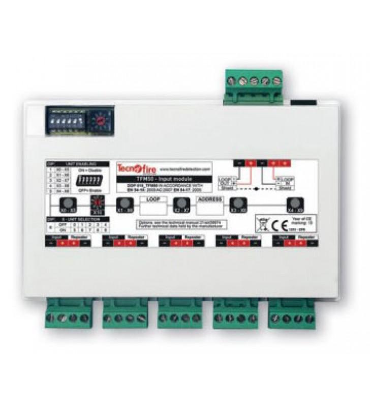 Addressable module 5 inputs TFM50-LP